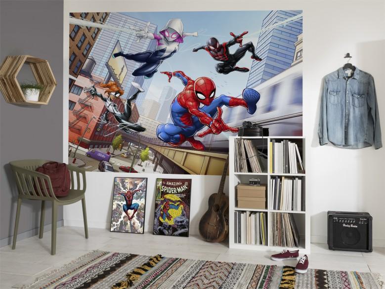 Человек-паук. Друзья
