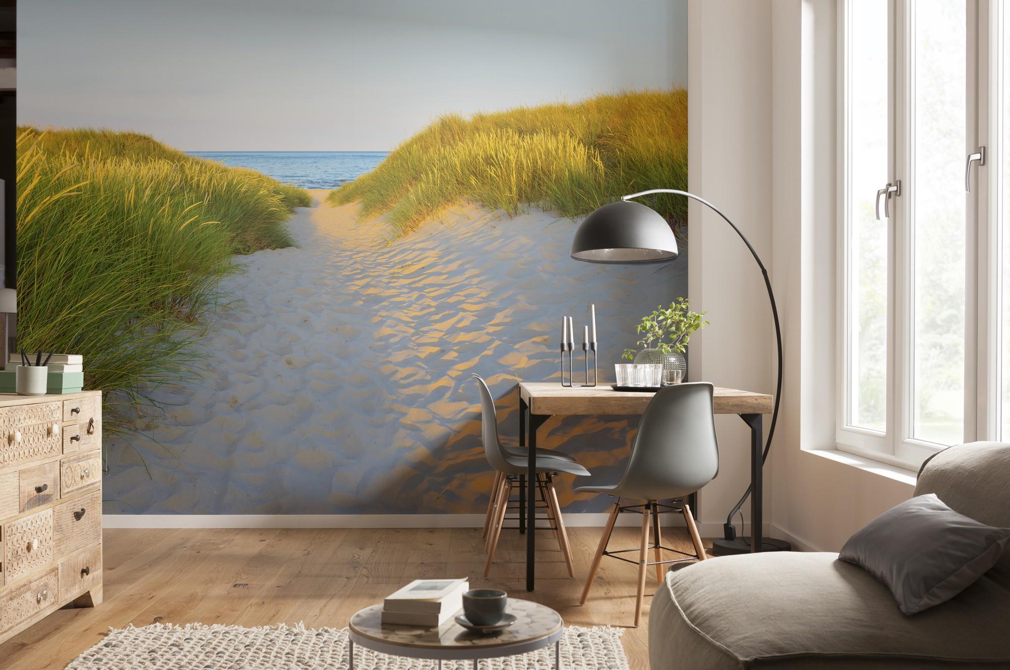 Песчаный путь