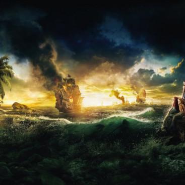 Дисней. Пираты Карибского моря
