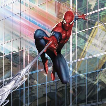 Человек-паук спешит на помощь