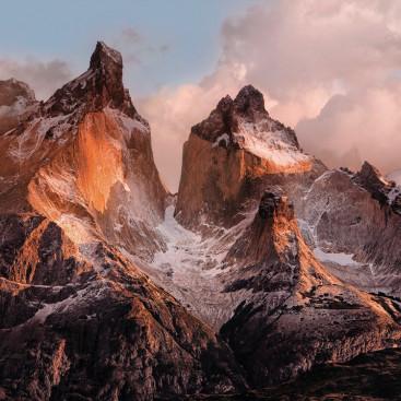 Горы Торрес-дель-Пайне