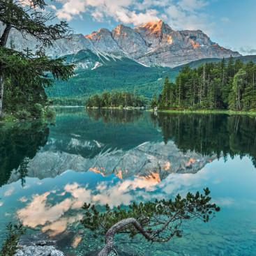 Озеро Миррор