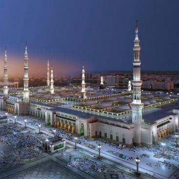 Мечеть Медины