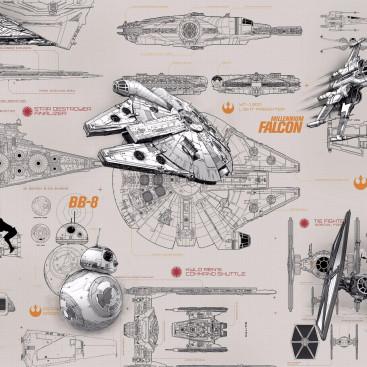 Звездные войны - чертежи кораблей