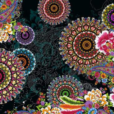 Цветочные круги