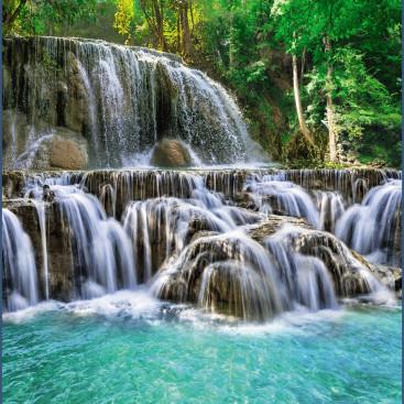 Хрустальные водопады