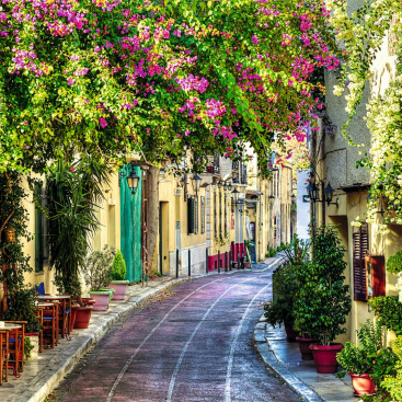 Мотивы Греции