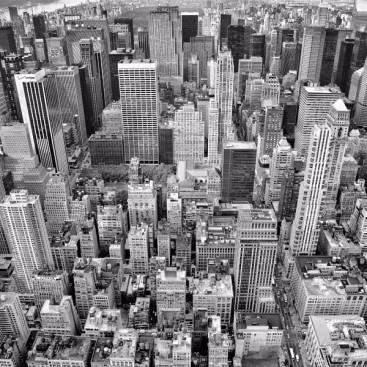 Над городом